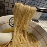81番 - 細麺リフト