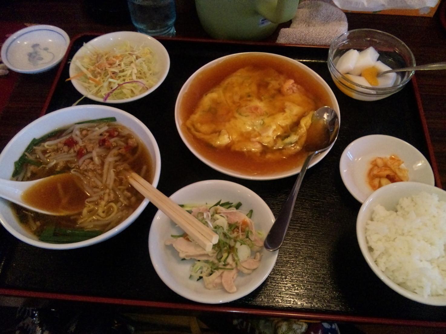 台湾料理 福千 長良店
