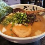 濃厚豚そば ぶれん - 料理写真:「ベジポタ特製豚そば」(780円)
