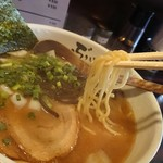 111400142 - 菅野製麺の角麺。