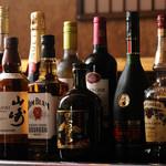 忍者の里 暁月 - お酒