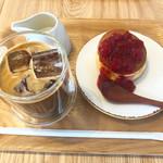 エイギョクドウ カフェ - 料理写真: