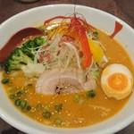 維風堂々 - 料理写真:濃厚ポタージュ鶏白湯 800円