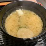 111405109 - 味噌汁