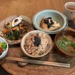 玄米食の店 のら - 料理写真:のらランチ