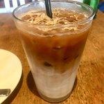 デイリーズカフェ - アイス豆乳オ530円