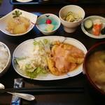 ばぁばのお昼ごはん - 料理写真: