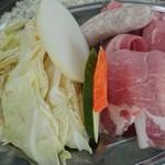 館ヶ森ファームマーケット - 料理写真:BBQセット