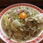 みちば食堂 - 料理写真:大盛ちゃんぽん (700円)