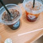 カフェレスト - ドリンク写真:コーヒーと紅茶