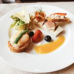 プティ・マリエ 幕張スイーツファクトリー - 料理写真:
