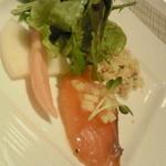 Ruban - Aランチ パスタ付きの方の前菜