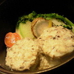 Ruban - Aランチ ココット 魚 すずきのムース