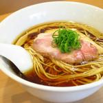 らぁ麺 はやし田 - 醤油らぁ麺800円
