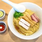 らぁ麺 はやし田 - まぜそば~三段仕込み~800円