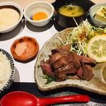 Abond - 牛タン定食