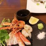 北海道海鮮 ビストロ 漁 -