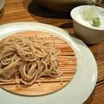 古窯庵 - 料理写真:蕎麦半盛り