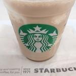 スターバックスコーヒー - ■エスプレッソ アフォガード フラペチーノ(トール) 570円(外税)■