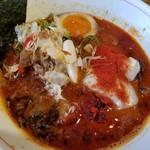 UMAMI SOUP Noodles 虹ソラ - トンカララーメン 中辛 800円
