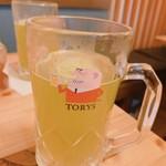 とり和 - お茶