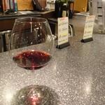 グランヴァンセラー - グラスワイン、赤