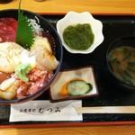 むつみ - 海鮮むつみ丼