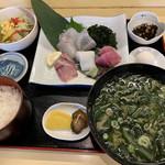 漁師料理 みき - 料理写真:刺身定食