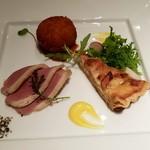 京都洋食 ムッシュいとう - オードブル3種盛り
