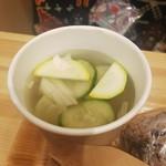 ファーマーズ カフェ トウキョウ - スープ