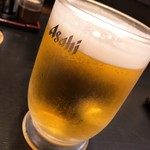 111436493 - 【生ビール ¥500】