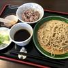 teuchisobatoutsuwasobadokorominori - 料理写真:ざるそばセット