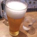 111439616 - ビール美味い!でも価格バランス的に少々割高感?