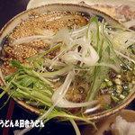 手打ちうどん  いしづか - 2012年1月 イベリコ豚肉汁