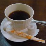 好記園 - ランチに付くコーヒー