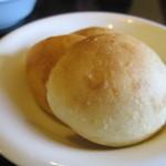 ROCKS フレンチアンドイタリアン  - サービスでいただいたパン