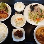 中華食堂 Pata-Pata - 料理写真:
