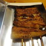 川万 - 蒲焼き2串
