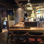 松江の台所 こ根っこや - 店内
