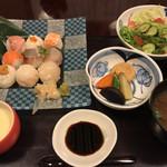 松江の台所 こ根っこや - 手毬寿司