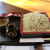 Shingen - 料理写真:そばせいろ(850円)_2012-01-11