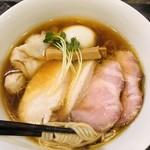 らぁ麺やまぐち - 料理写真:特製鶏そば