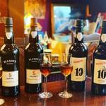 ポルトガル食堂 casa do Fernando - 世界三大酒精強化ワインのマデイラワイン