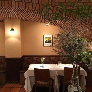 そこはもう北イタリアピエモンテのリストランテ!