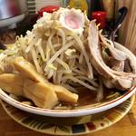 古川屋台 ソウヅ - 料理写真:野菜マシマシ