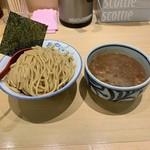 麺屋 狢 - 濃厚魚介つけ麺・大盛