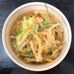 たかのはし - 料理写真:天ぷらうどん