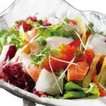 豪快!海鮮サラダ フルサイズ