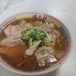まこと食堂 - チャーシュー麺