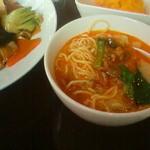 Chuukaryourikeikasarou - タンタン麺付